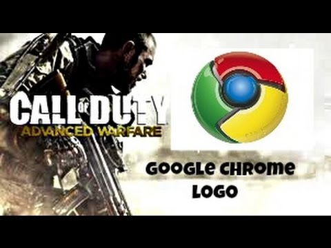 GingerBread_Gamer-How to make Old Google Chrome Logo in COD AW