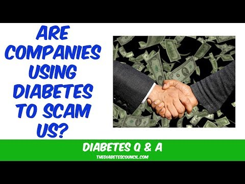 Who Is Getting Rich Off Of Your Diabetes?