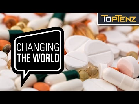 Top 10 Bizarre Ways Pharmaceutical DRUGS Change the ENVIRONMENT