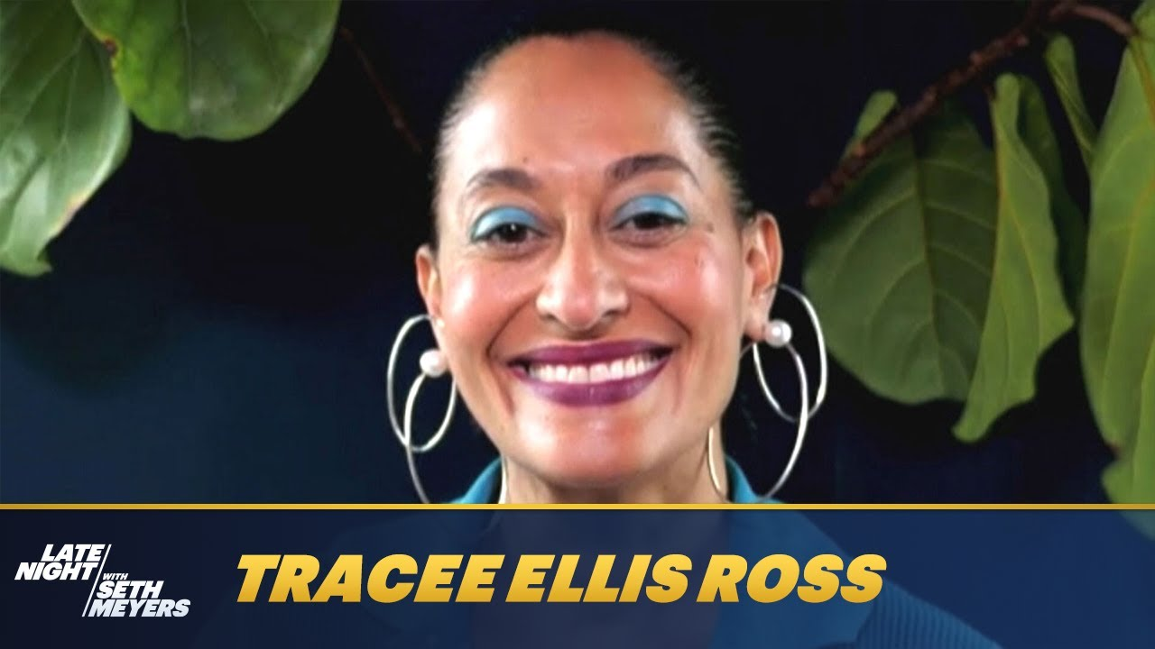 Tracee Ellis Ross Took COVID-19 Protection to a New Level on an Airplane
