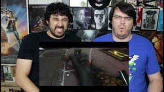 Wolfenstein II: The New Colossus – E3 2017 Full Reveal TRAILER REACTION & REVIEW!