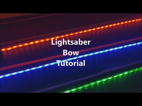 Lightsaber Instrument Bow Tutorial