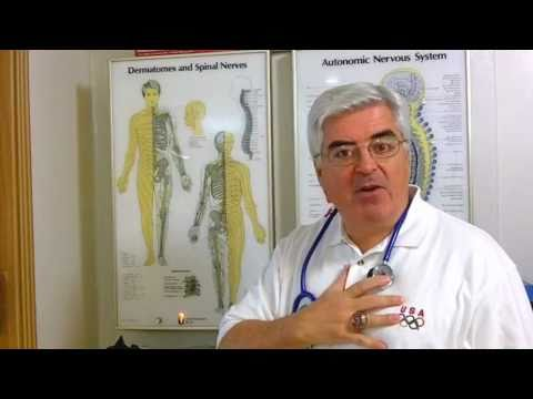 Dr. Victor Dolan Explains How to Treat a Pinched Nerve