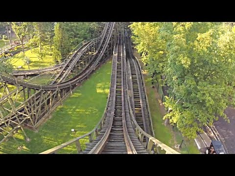 Phoenix (includes HD POV) - Knoebels Amusement Park & Resort