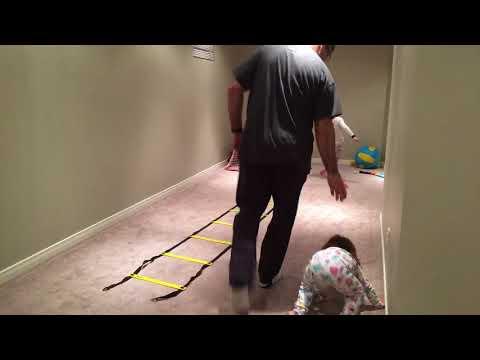 Ladder Drill: Single Step