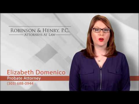 Colorado Springs Probate Attorney