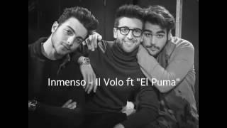 """""""El Puma"""" Rodriguez ft Il Volo - Inmenso ♥"""