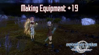 Sword Art Online Hollow Realization: How to make easy Col