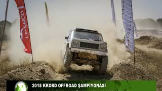 2018 Kkord Offroad Şampİyonasi