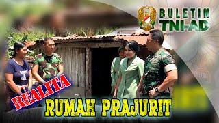 Realita Rumah Prajurit   BULETIN TNI AD Eps. 269 Part 3/6