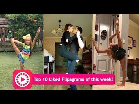 Best flipagram-Top 10 Liked Flipagram compilation of week 3 of July 2017!