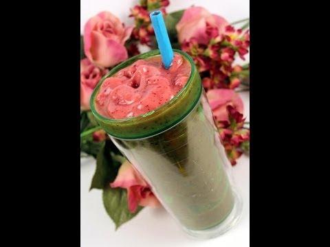 Vitamix Summer Blush Smoothie