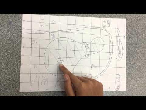Area & Grid Reference explained - Geo Skills