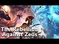 Download   The Rebellion Against Zeus (civil War In Olympus) - Greek Mythology - See U In History MP3,3GP,MP4