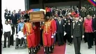 Así salió Chávez de la academia militar