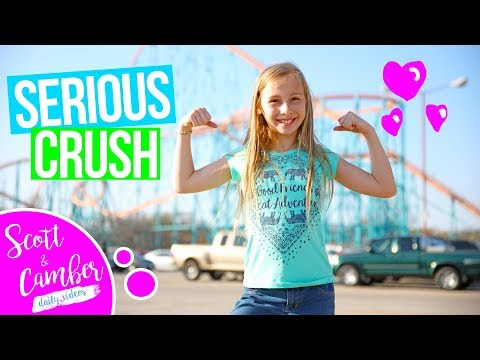 SHE HAS A SERIOUS CRUSH... | Scott and Camber