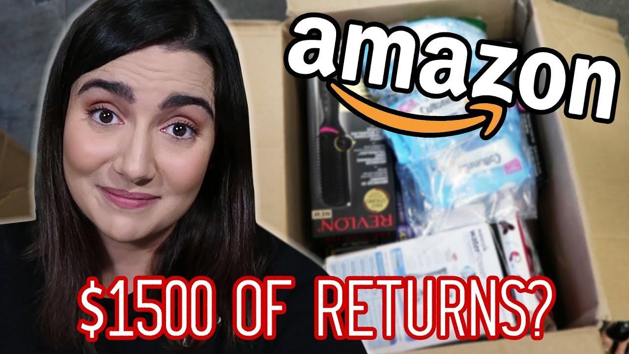 I Bought A Box Of Amazon Customer Returns