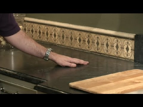 Which Goes First: The Countertop or Backsplash? : Kitchen Plans