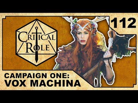 Dark Dealings | Critical Role RPG Episode 112