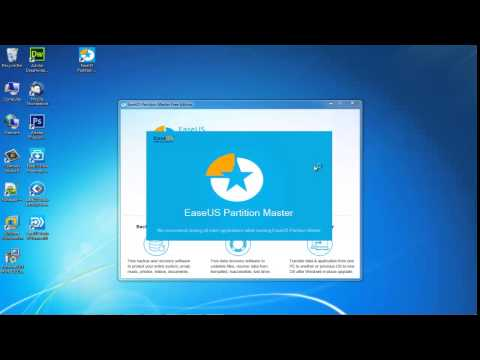 Resize Windows 7 Partition by Enlarging And Shrinking Freely