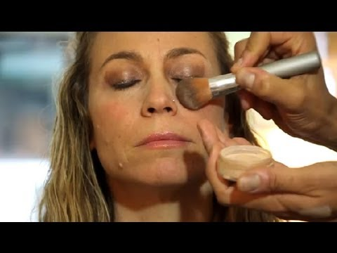 Wrinkles & Mineral Makeup : Facial Care & Beauty