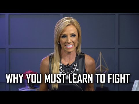 Why You Must Learn To Fight