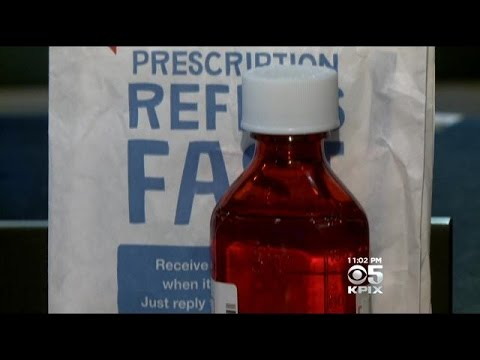 Cough Syrup Rationed During Shortage At Bay Area Pharmacies