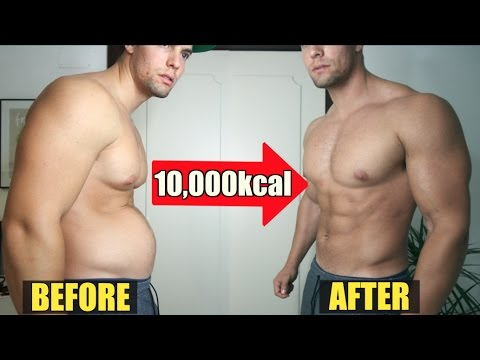 HOW I LOST WEIGHT EATING 10,000 CALORIES! (FOOD CHALLENGE) | TRUTH ABOUT CARBS