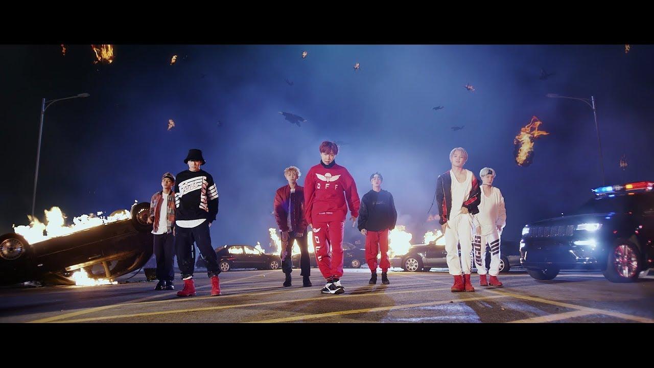 BTS - MIC Drop (Steve Aoki Remix) [Full Length Edition]