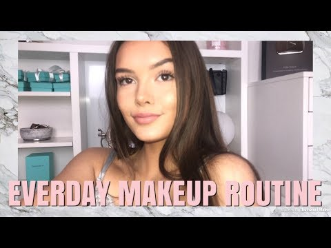 EVERYDAY MAKEUP ROUTINE! | India Grace