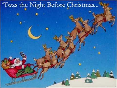 The Night Before Christmas in Sign Language