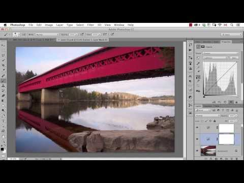 Photoshop: Use Lab Mode in an RGB document
