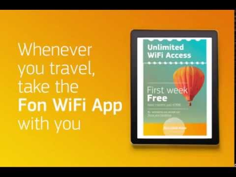 Take Fon WiFi with you whenever you travel
