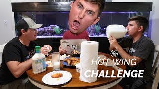 Download EXTREME HOT WING Challenge! Video