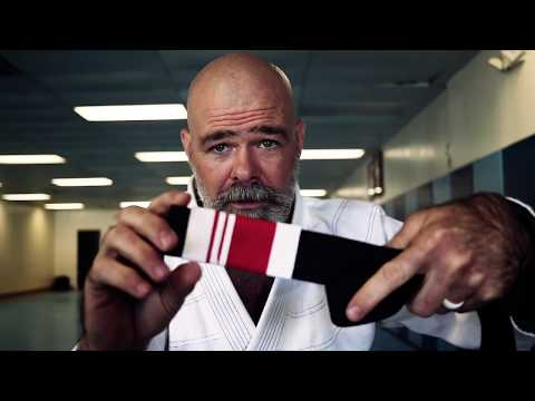 The Correct Way to Put Stripes On a Jiu-Jitsu Belt