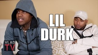 Lil Durk on Rap Beefs: If There