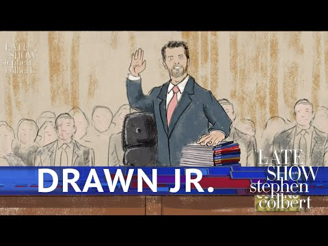 Xxx Mp4 Courtroom Sketches Of Don Jr 39 S Closed Hearing 3gp Sex