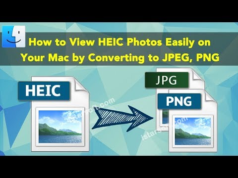How to View HEIC Photos Easily on Your Mac by Converting to JPEG, PNG