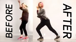 Download learning to dance hip hop in 1 year (progress compilation time lapse) + some kpop Video