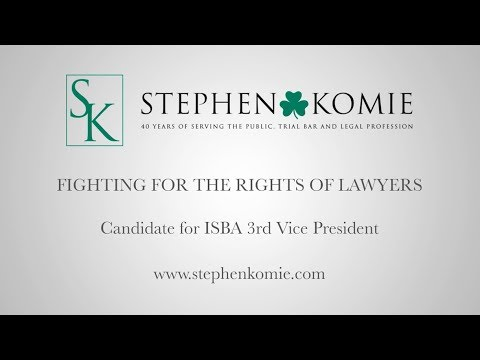 Why You Should Vote in the ISBA 2018 Election