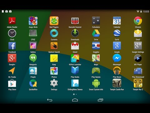 How to Install Android 4.4 KitKat on PC Windows8 or Windows7 OS