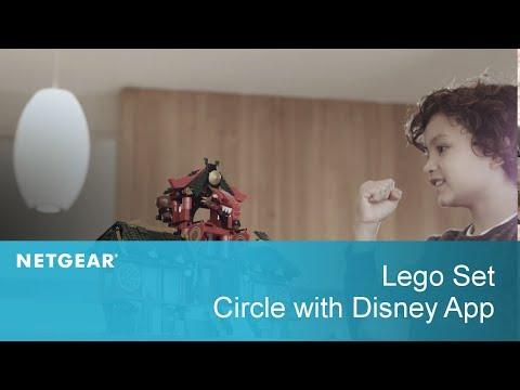Lego Set   Circle with Disney