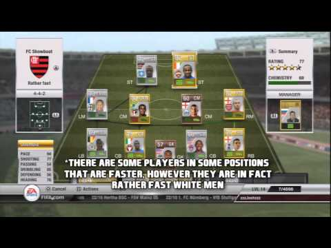 FIFA 12 Ultimate Team - A Rather FAST Black Team! - You Pick I Build 3 - Tips & Tricks