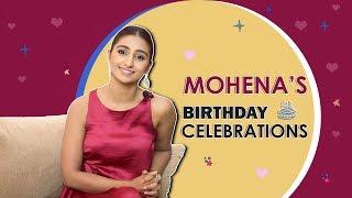Mohena Kumari Singh Celebrates Her Birthday With India Forums