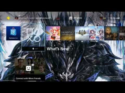 NEW PS4 JAPAN FREE THEMES How to Find Themes in the PlayStation Store PSN JP