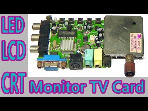 How To Repair TV Card (No Power) - Step By Step (Bengali Tutorial)