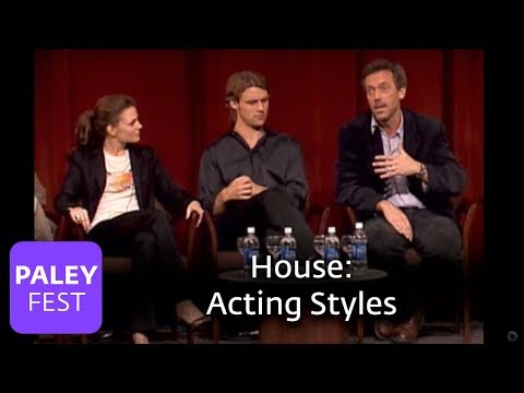 House - The Cast Discusses Acting Styles