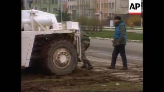 Bosnia - Sniperfires Kill French UN Peacekeeper