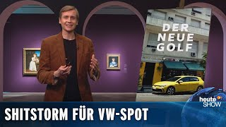 Höchstrichterlich bestätigt: VW hat beschissen! | heute-show vom 29.05.2020