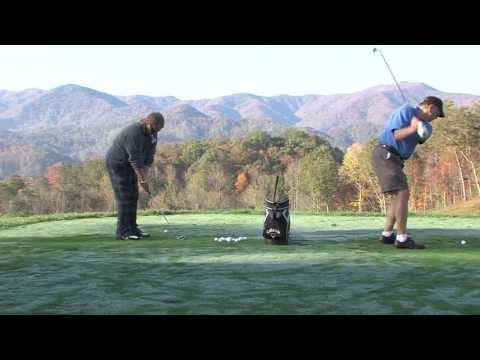 Golfing in the Great Smokies, Cherokee, NC